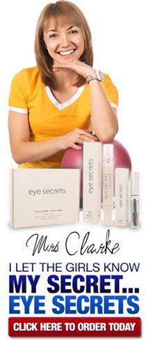 Eye Secrets - erase wrinkles naturally