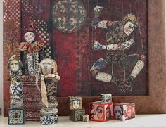 puppets, Anne Bagby