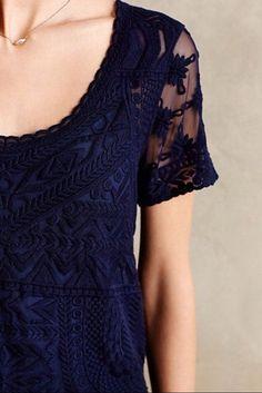 Delicate Lace.