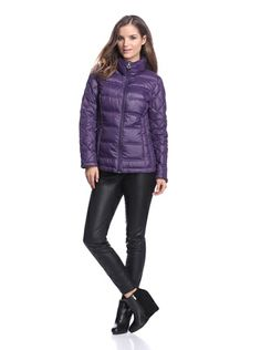 Calvin Klein Womens Down Jacket (Vintage Purple)  a.downjackettoparea.com   #Canadagoose coats#winter coats#coats#jacket#$189#$249