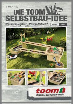 Diy Toys, Diy And Crafts, Garden, Kids, Backyard Patio, Splash Pad, Children Playground, Children Garden, Kids Outdoor Play