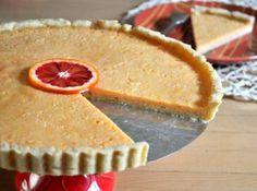 Vegan Blood Orange and Maple Custard Tart | #vegan, #veganrecipes, #vegandeserts recipes.mynaturalmarket.com