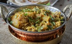 Bengali Cabbage with Potatoes and Peas. | The Gastronomic BONG
