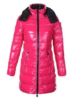 Online shopping women moncler fur coat in red in general is known for being convenient