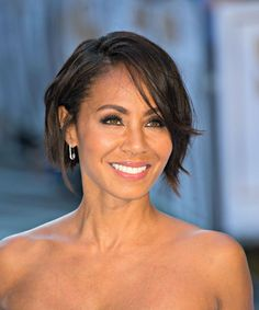 21 Fall Haircut Ideas to Get You Out of Your Style Rut: - Jada Pinkett Smith's sexy, short cut - Lipstick.com