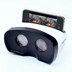 3D Video Viewer for iPhone, this looks like a lot of fun