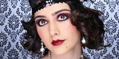 Como hacer un maquillaje de los años 20 con cosmeticos de hoy | Blog de maquillaje Guapa al instante