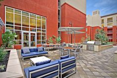 Pool Area  These transit-oriented apartments consist of 309 units and feature an urban industrial style. Located in beautiful Dublin, CA.