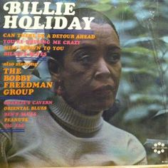 Billie Holiday, Bobby Freedman And His Group* - Misty & Blue (Vinyl, LP, Album) at Discogs