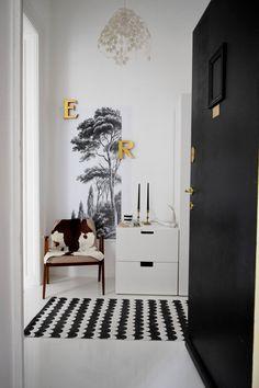 #homedecor #hallway