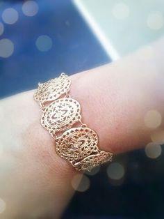 Pulseira estilo bracelete