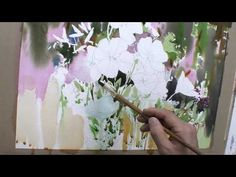 Watercolor Video, Watercolour Tutorials, Watercolour Painting, Gouache Tutorial, Art Tutorials, Painting Tutorials, Painting Videos, Art Tips, Art Lessons