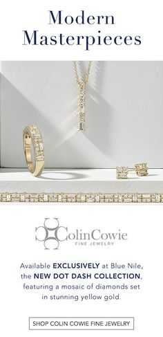 Shop Colin Cowie Fine Jewelry