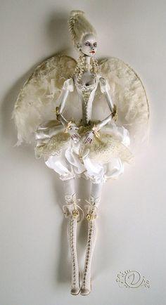 Angel? by Tireless Artist, via Flickr