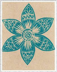 block print cards - Google Search
