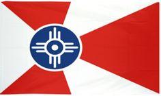 City of Wichita Flags