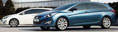 Hyundai i40 CW (Crossover Wagon) 2011