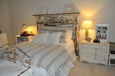 Cabeceros de camas rusticas - Paperblog