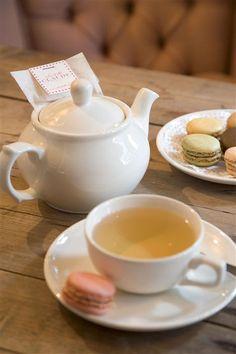 J'aimerais des tasses de cette forme pour servir le thé