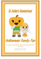 Halloween Family Fun - St Aiden's Homeschool | Themes, Seasonal & Holidays | Printables | CurrClick