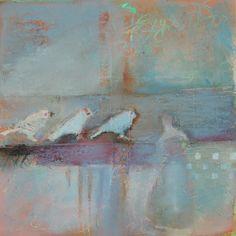 Three Birds Series II...judy thorley
