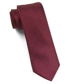 SPECKLED - BURGUNDY | Ties, Bow Ties, and Pocket Squares | The Tie Bar