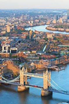 UK--Incredible sunset views over London. This is where to get the BEST sunset views in London! Places Around The World, The Places Youll Go, Places To See, Voyage Europe, Best Sunset, England And Scotland, England Uk, London Travel, Dream Vacations