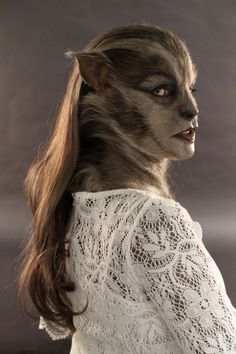 Merritt Patterson as Angelina Timmins from Wolves Female Werewolves, Vampires And Werewolves, Fantasy Creatures, Mythical Creatures, Character Inspiration, Character Art, Character Design, Wolf Movie, Werewolf Art