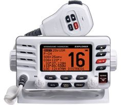 Standard Horizon - GX1600W - VHF -- Check this awesome product by going to the link at the image.