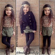 Animal Print Outfits | Leopards