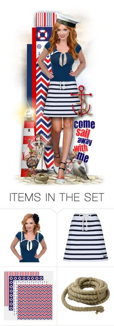 """""""Come Sail Away With Me...."""" by tracireuer ❤ liked on Polyvore featuring art"""