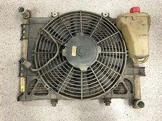 ACE 570 Radiator Cooling Fan Motor 2014-2015 Polaris ACE 325