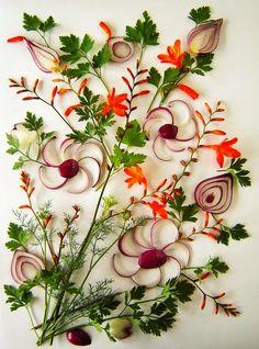 Vegetables Painting