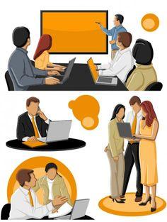 Si tienes una reunión de negocios...