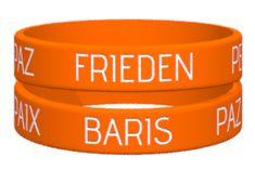 Dein eigenes Friedens-Armband jetzt gestalten auf ownband.de #ownband #Frieden #Armband #DiY