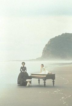 A film still from The Piano.