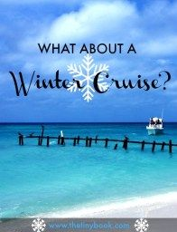 Would you consider a Winter Cruise? Let's embark on a winter cruise! Go for it? Don't let the term 'Winter' discourage you! What about a cruise in Winter?