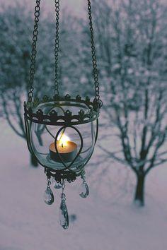 candle. light. magic.