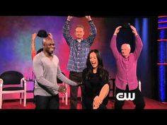 Whose Line Is It Anyway? - Special Guest Maggie Q Clip