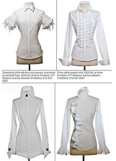anne fontaine white blouses | Anne Fontaine white shirts
