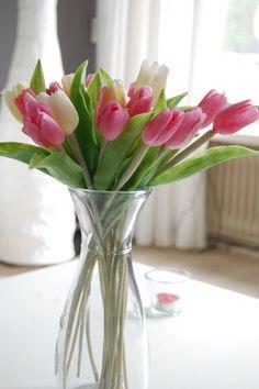 Fake flowers, but still pretty