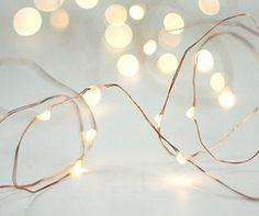 Copper Wire Light Strings