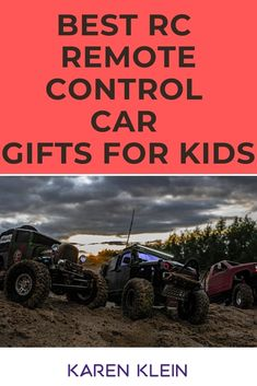 Top RC cars gifts for young and older kids to choose from as well as all benefits of this type of play and why we should, as parents, allow our kids to play with RC cars. #rccarsforbeginners #radiocontrolcars #giftsforkids #outdoorfun Science Games, Science For Kids, Teenage Gifts, Best Rc Cars, Educational Robots, Types Of Play, Cool Toys For Boys, Stress Relief Toys, Remote Control Cars