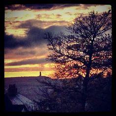 Castle Hill, Huddersfield, Yorkshire
