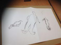 Portret tekeningen