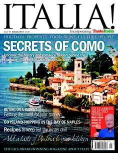 Issue no.98 of Italia! magazine