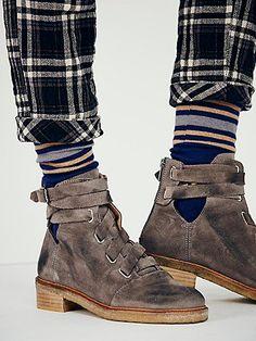 Jenning Lace Up Boot
