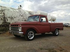 Page 16- pics of lowered 67-72 ford trucks? 1967 - 1972 F-100 & Larger ...