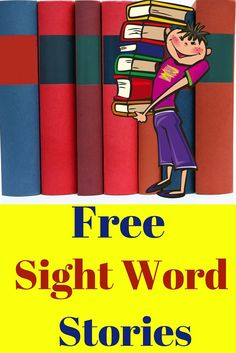 Free sight word stor