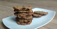 Healthy Banana Oatmeal Cookies! Easy to bake! Love these!